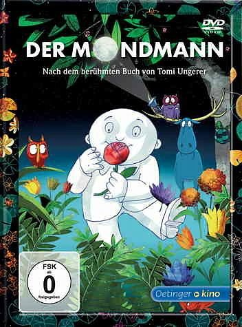 DVD »Der Mondmann (nur für den Buchhandel)«
