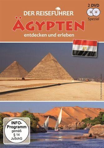 DVD »Der Reiseführer - Ägypten (2 Discs)«