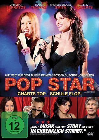 DVD »Pop Star: Charts top - Schule flop!«