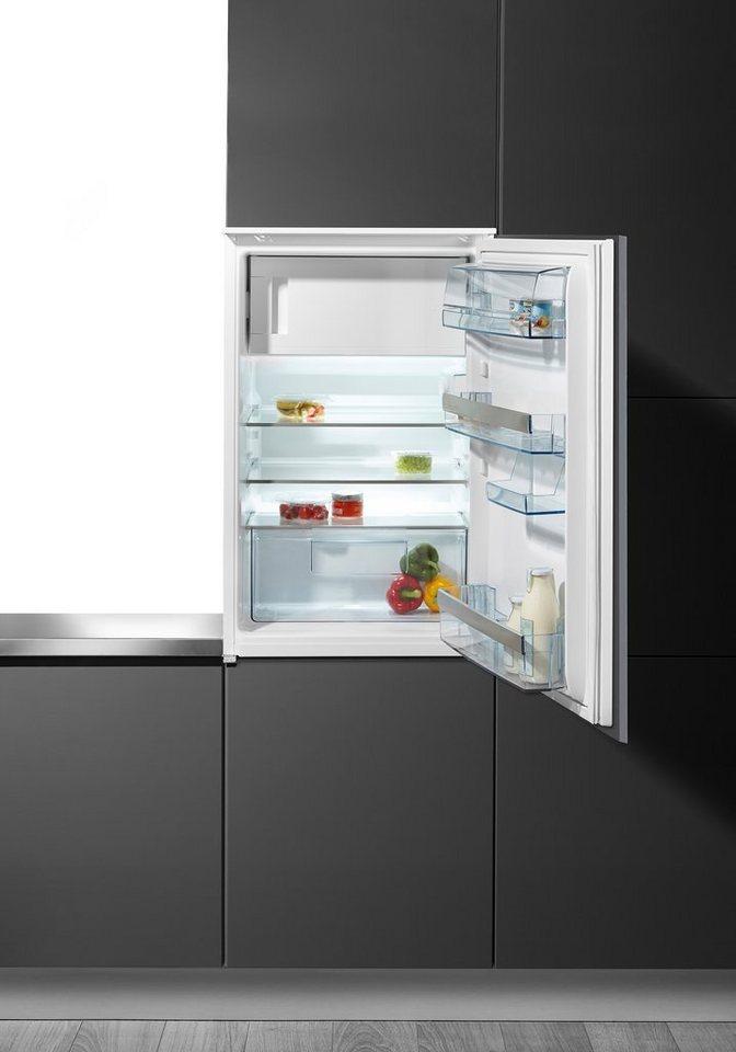 AEG integrierbarer Einbau-Kühlschrank SKS98840S2, A+++ in weiß