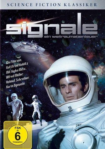 DVD »Signale - Ein Weltraumabenteuer«