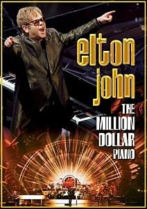 DVD »Elton John - The Million Dollar Piano«