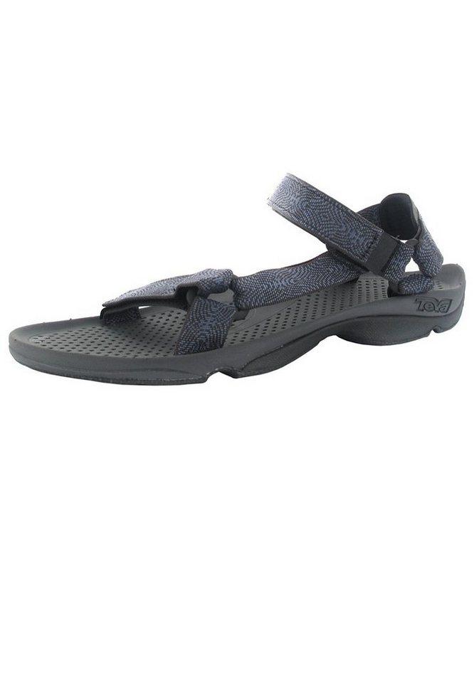 Teva Sandalen in Schwarz