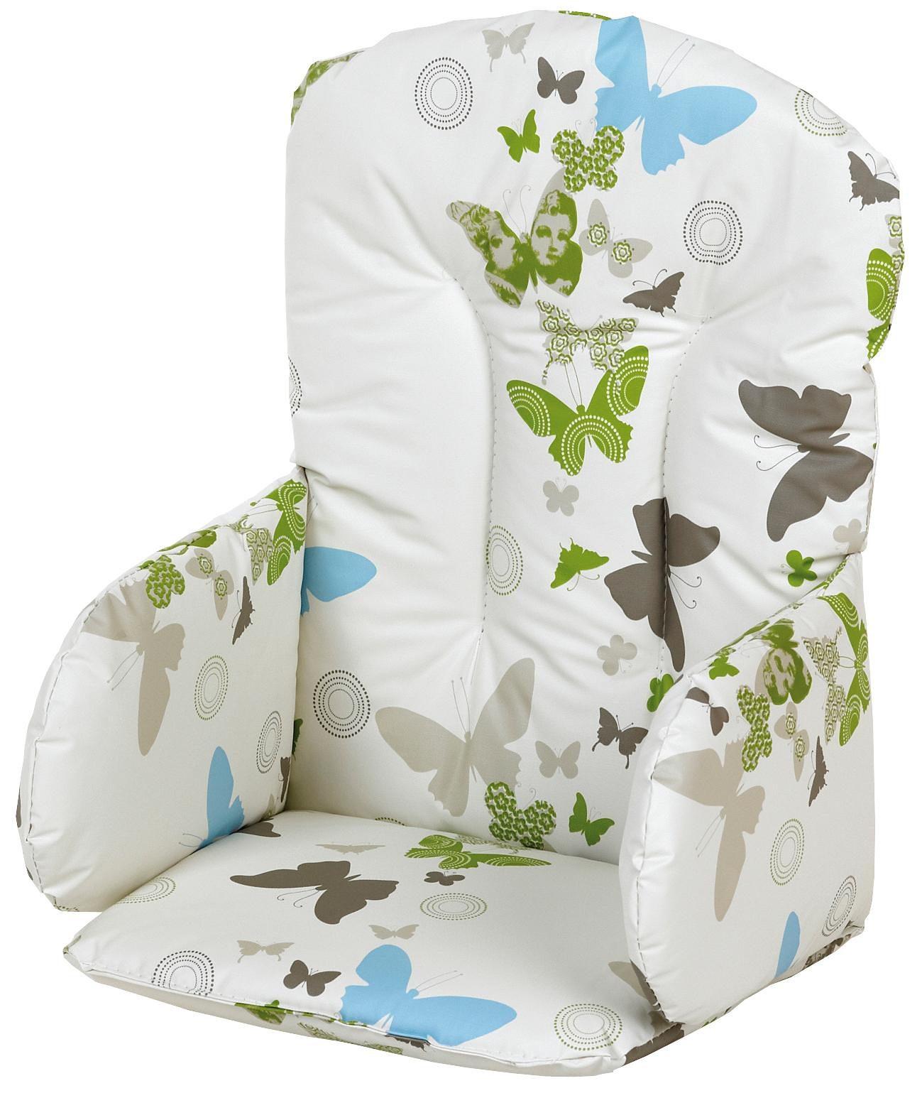 Geuther Sitzverkleinerer für Hochstuhl, Folie, Schmetterling