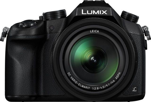 Digitalkameras - Lumix Panasonic »LUMIX DMC FZ1000« Superzoom Kamera (Leica DC Vario Elmarit, 20,1 MP, 16x opt. Zoom, WLAN (Wi Fi), NFC, 16 fach optischer Zoom)  - Onlineshop OTTO