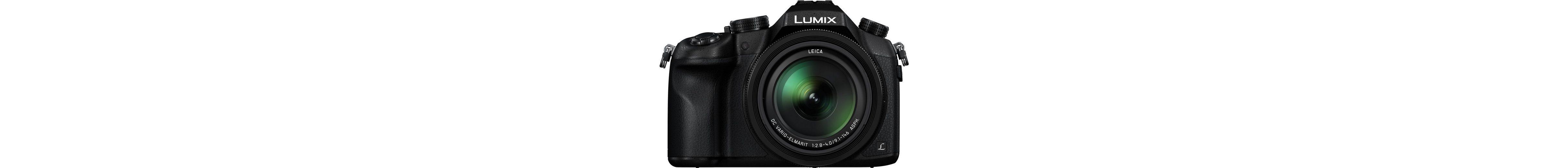 Lumix Panasonic LUMIX DMC-FZ1000 Super Zoom Kamera, 20,1 Megapixel, 16x opt. Zoom