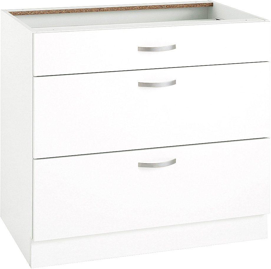 wiho Küchen Unterschrank »Flexi« Breite 19 cm  OTTO