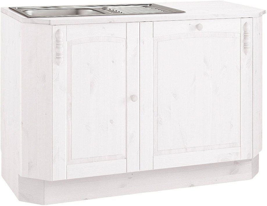 Spülenschrank »Sylt«, mit Geschirrspülerumbau | Küche und Esszimmer > Küchenschränke > Spülenschränke