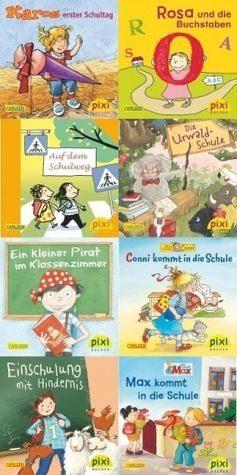 Broschiertes Buch »Pixi-Bundle 8er Serie 223: Willkommen in der...«
