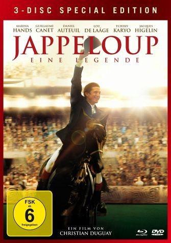 Blu-ray »Jappeloup - Eine Legende (+ DVD)«