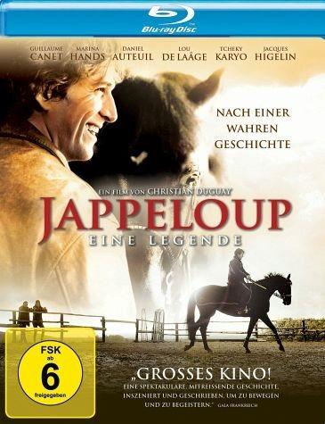 Blu-ray »Jappeloup - Eine Legende«