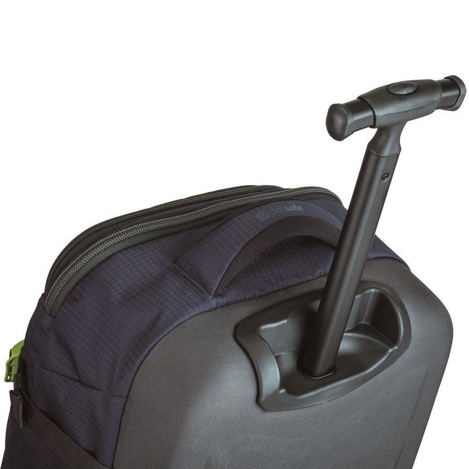 Pacsafe Toursafe AT21 2-Rollen Reisetasche 55 cm in storm grey