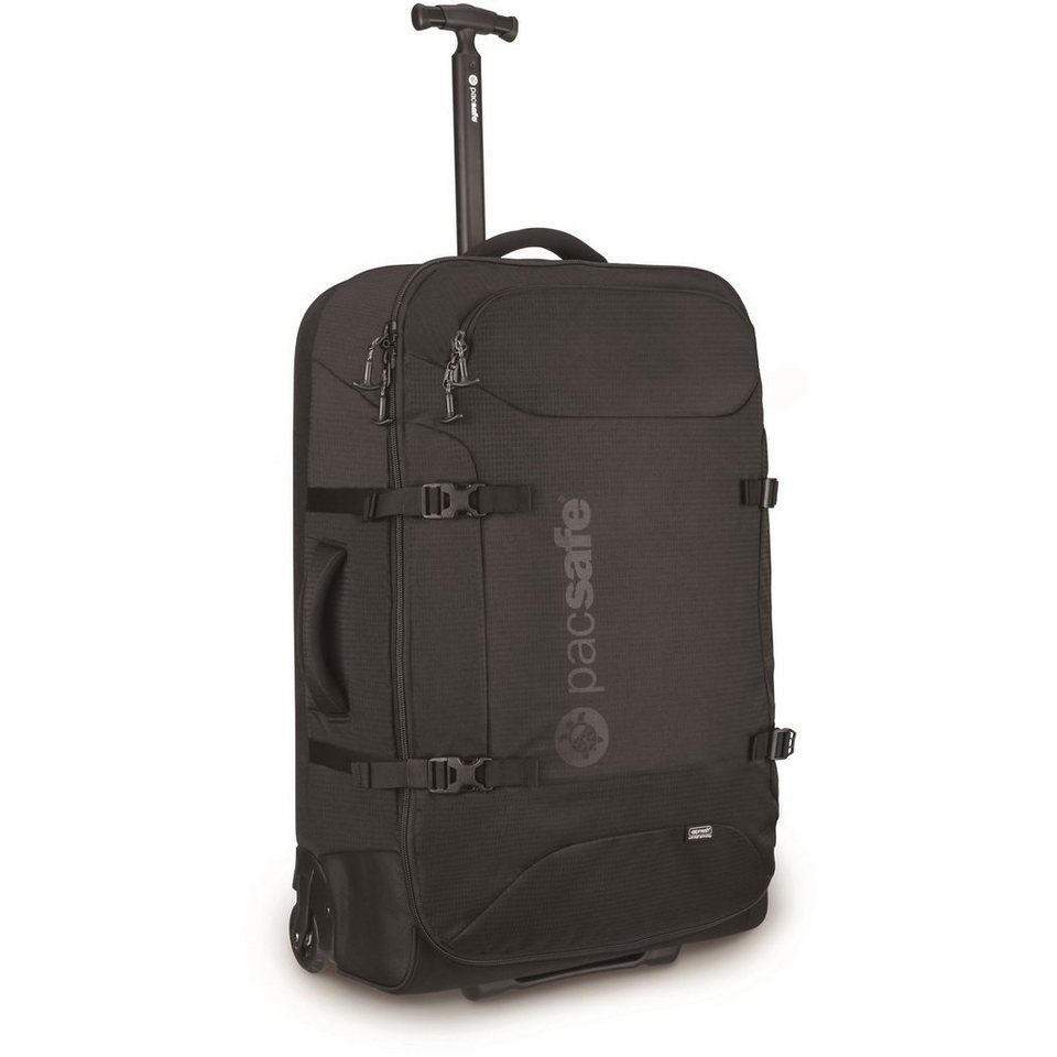 Pacsafe Toursafe AT29 2-Rollen Reisetasche 74 cm in black