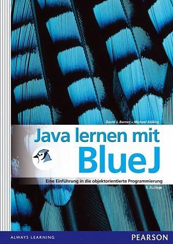 Gebundenes Buch »Java lernen mit BlueJ«