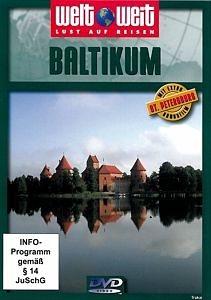 DVD »Weltweit - Baltikum«