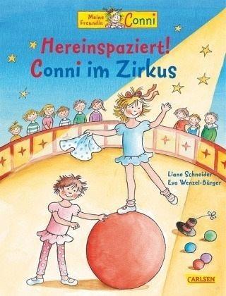 Gebundenes Buch »Hereinspaziert! Conni im Zirkus«