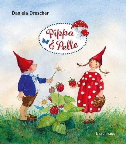 Buch mit Papp-Einband »Pippa und Pelle«