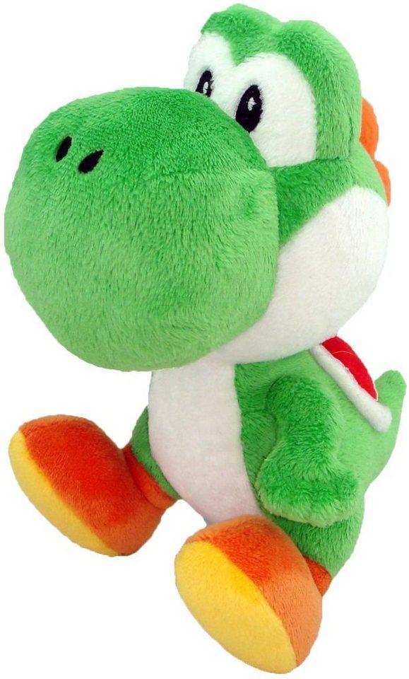 Together+ Fanartikel »Nintendo Plüschfigur Yoshi grün (26cm)«