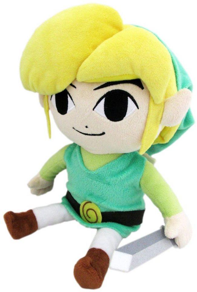 Together+ Fanartikel »Nintendo Plüschfigur Zelda - Link (18cm)«