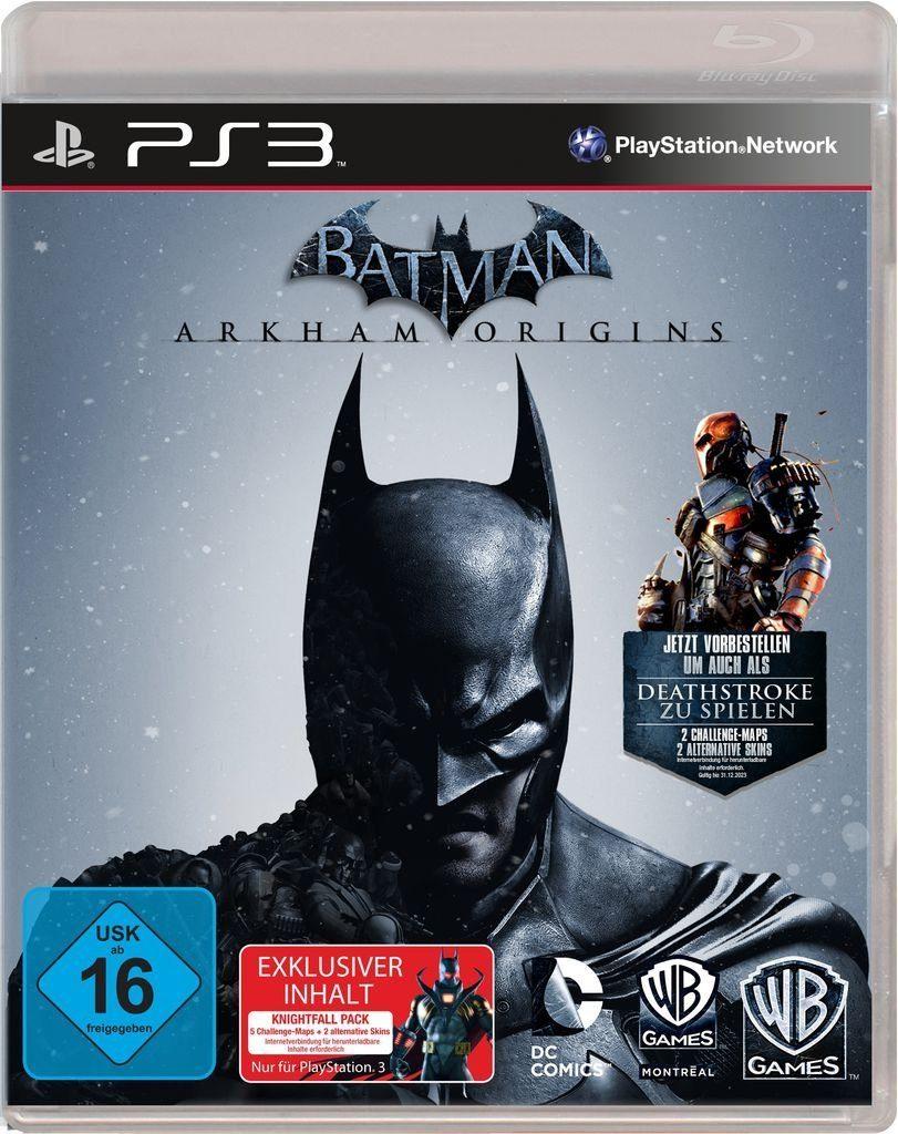 Warner Games Playstation 3 - Spiel »Batman - Arkham Origins«