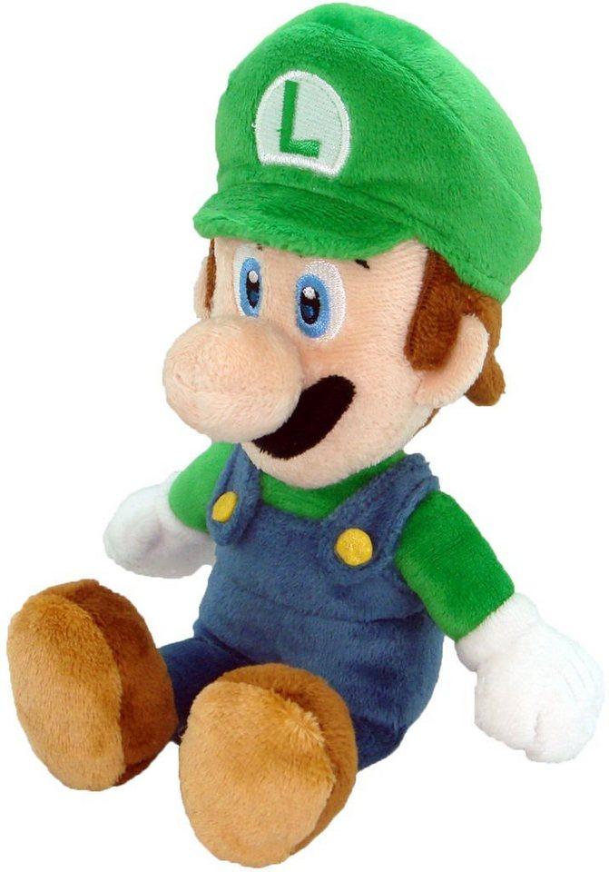 Together+ Fanartikel »Nintendo Plüschfigur Luigi (22cm)«