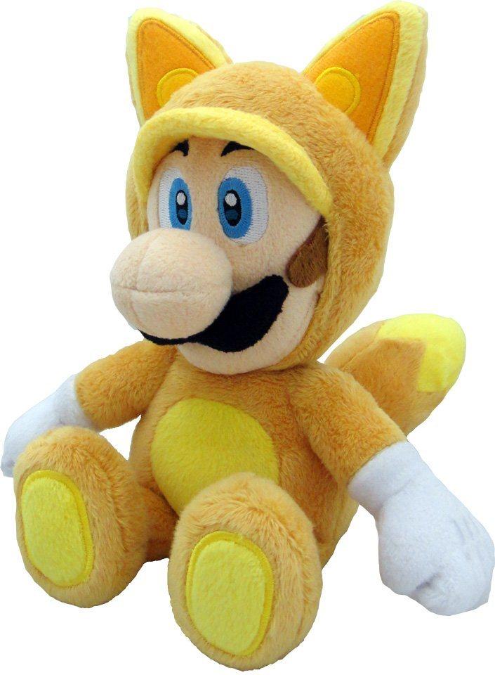 Together+ Fanartikel »Nintendo Plüschfigur Fox Luigi (22cm)«