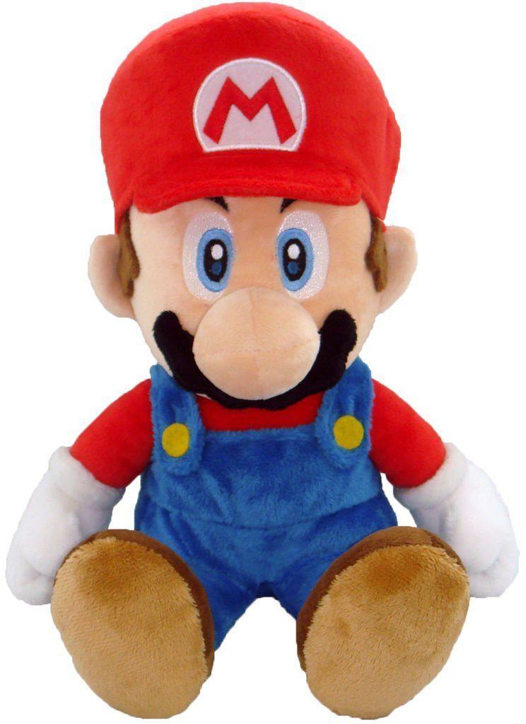 Together+ Fanartikel »Nintendo Plüschfigur Super Mario (21cm)«