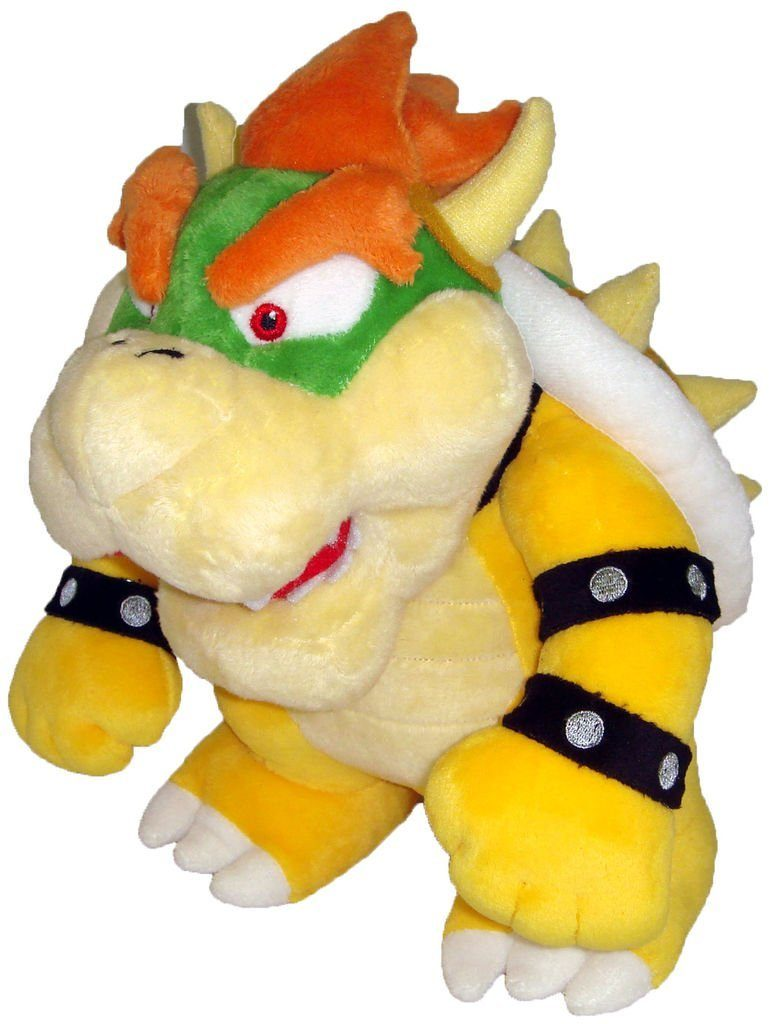 Together+ Fanartikel »Nintendo Plüschfigur Bowser (26cm)«