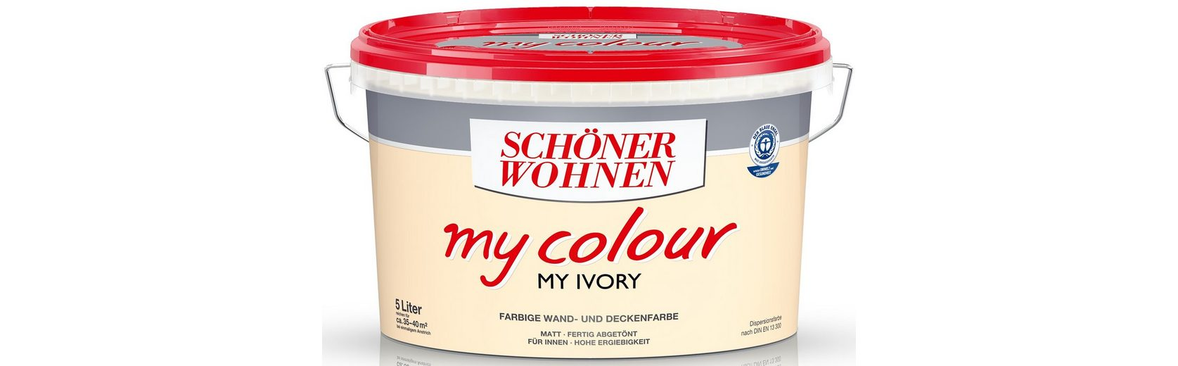 Innenfarbe »my colour«, my ivory