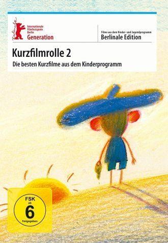DVD »Kurzfilmrolle 2 - Die besten Kurzfilme aus dem...«