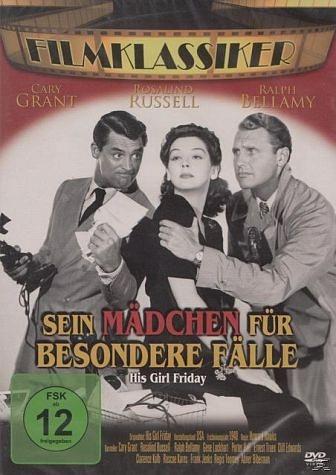 DVD »Sein Mädchen für besondere Fälle«
