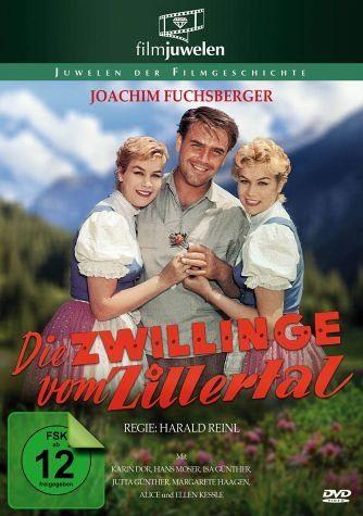 DVD »Die Zwillinge vom Zillertal«