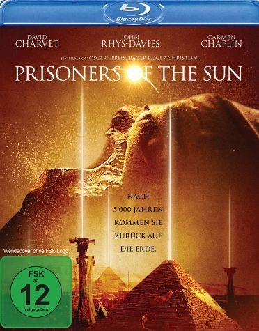 Blu-ray »Prisoners of the Sun«