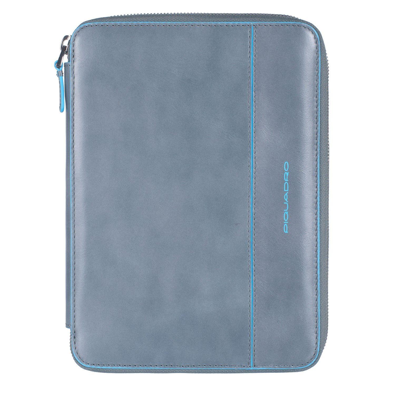 Piquadro Blue Square iPad mini Hülle Leder 22,5 cm