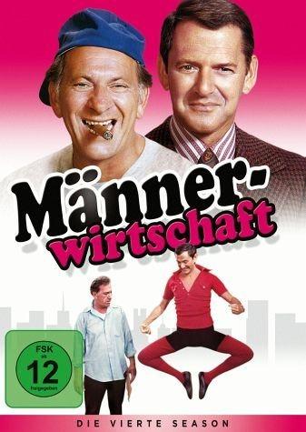 DVD »Männerwirtschaft - Die vierte Season (4 Discs)«