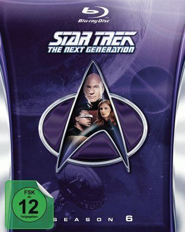 Blu-ray »Star Trek - The Next Generation: Season 6 (6...«