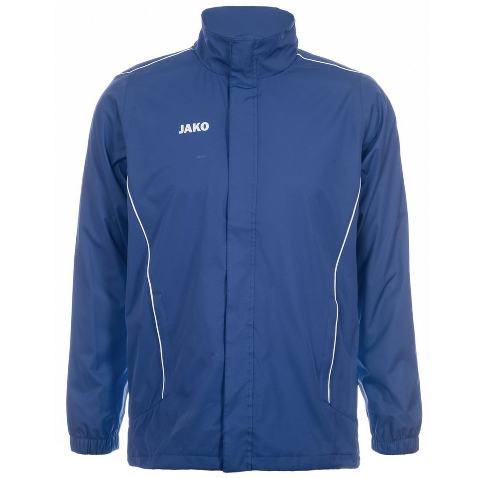 JAKO Allwetterjacke Copa Kinder in royal/weiß