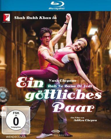 Blu-ray »Ein göttliches Paar - Rab Ne Bana Di Jodi«