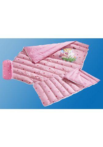 OTTO KELLER Pūkinis miegmaišis & pūkinė antklodė »...