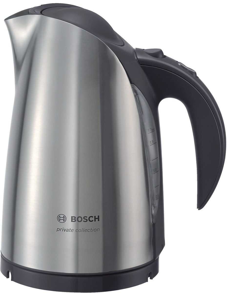 "Bosch Wasserkocher ""Private Collection"", 1,7 Liter, 2400 Watt"