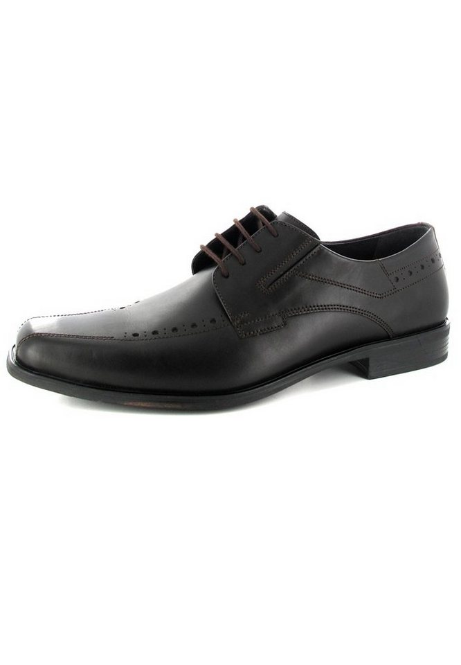 Fretz Men Businessschuhe in Espresso