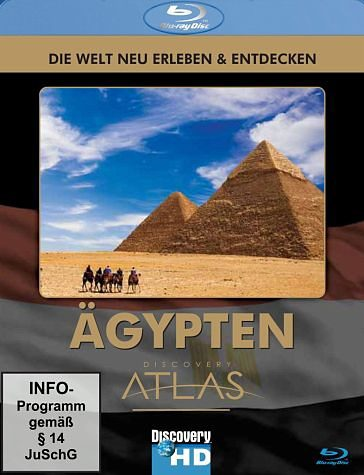Blu-ray »Discovery Atlas - Ägypten«