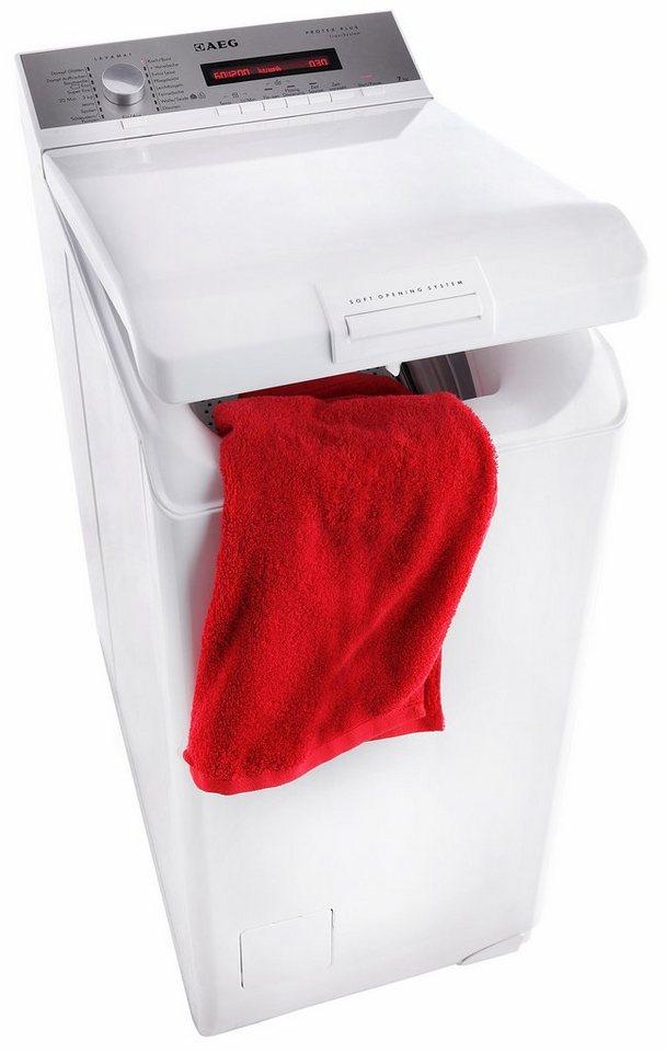 aeg waschmaschine toplader lavamat l7827tl 7 kg 1200 u min online kaufen otto. Black Bedroom Furniture Sets. Home Design Ideas