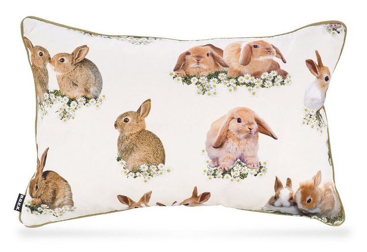 H.o.c.k. Wendekissen »Bunny«