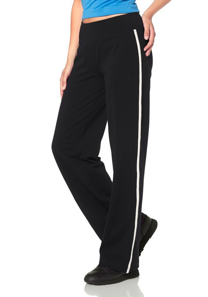 Eastwind Palazzohose in Schwarz