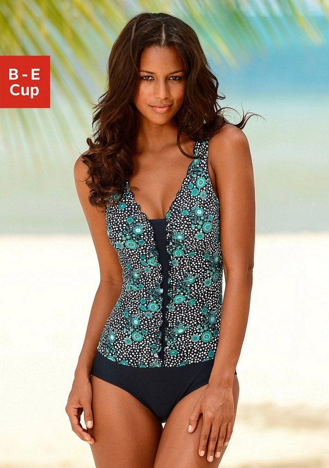 6666181c48ccda LASCANA Badeanzug »Flori« online kaufen | OTTO