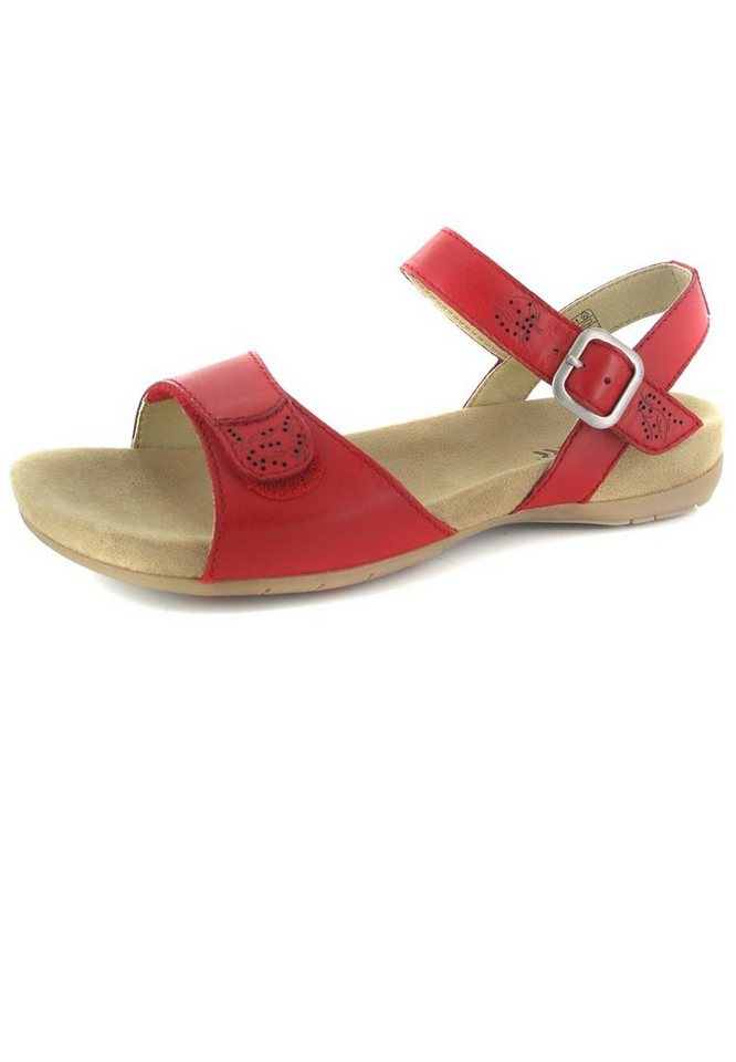 Romika Sandalen in Rot