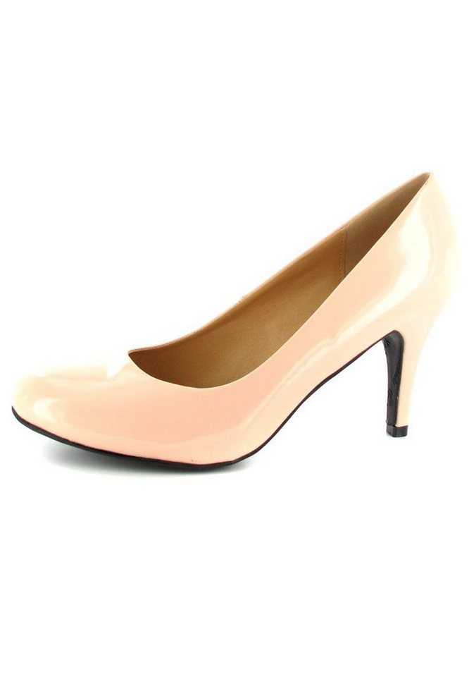 Andres Machado Pumps in Rosa