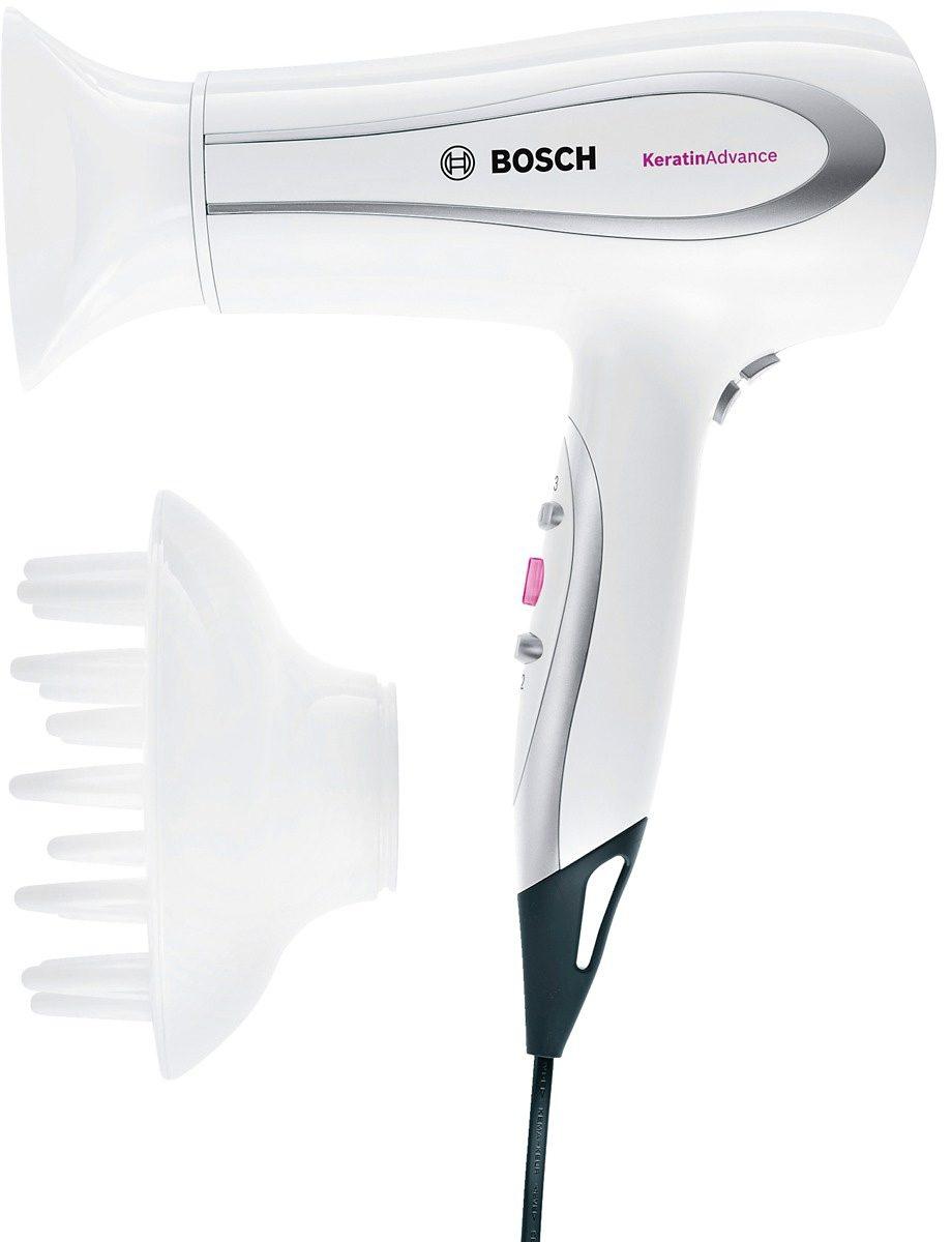 Bosch, Haartrockner, PHD5987 BrilliantCare Keratin Advance