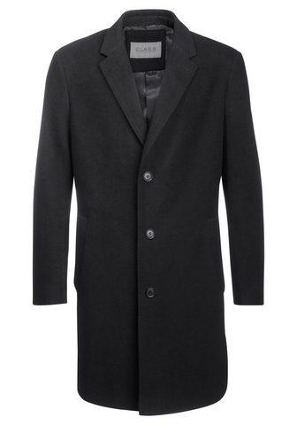 CLASS INTERNATIONAL Vilnonis paltas (Rinkinys su šaliku)
